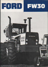 """Ford """"FW-30"""" Articulated Tractor Brochure Leaflet"""