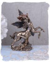Figur Antike Mythologie Pferd Kentaur & Frauenfigur Zentaur Statue Skulptur neu