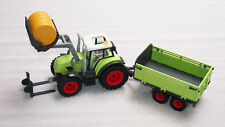Playmobil 5121 Riesen Traktor Trecker Schlepper mit Anhänger Bauernhof Top!