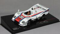 IXO Porsche 936 Martini Le Mans Winner 1976 Ickx & van Lennep LM1976 1/43 NEW
