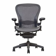 Herman Miller Aeron chair size B (RRP £999), very good condition, postgae +£25