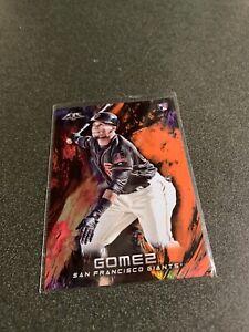 2014 Topps Fire Orange Foil Miguel Gomez Rookie #213/299 Giants $1 Shipping