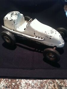 """OHLSSON & RICE TETHER CAR """"PUSHER"""" USED NON POWERED VERY NICE CONDITION SEE PICS"""