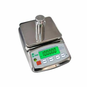 Tree HRB-S 1002TL Top Loader Balance Scale Stainless Weigh 1000g x 0.01g USB