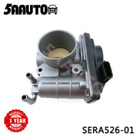 SERA526-01 16119-ED000 Drosselklappengehäuse passend für Nissan Micra K12 Tiida