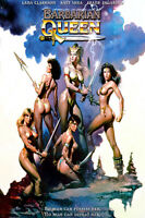 BARBARIAN QUEEN movie poster ATHLETIC BEAUTIFUL WOMEN defending honor 24X36