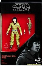 Resistance Tech Rose Star Wars The Black Series 3.75inch