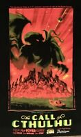 BRAND NEW Red Call of Cthulhu T Shirt XL H.P. Lovecraft Mythos--L@@K!