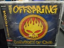 The Offspring -  Conspiracy of One JAPANESE CD Pressing BRAND NEW