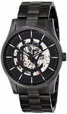 Caravelle New York Men's Automatic Bracelet Watch
