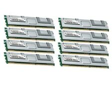 8x 8gb 64gb RAM 2rx4 FB DIMM de memoria 667 MHz ECC fully Buffered ddr2 pc2-5300f
