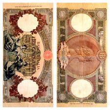 Banconota 5000 Lire Repubbliche Marinare Decreto Ministeriale 10/02/1949