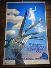 Laurent Durieux Edward Scissorhands Foil Variant Art Print Movie Poster XX/75