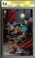 DARK KNIGHT III: THE MASTER RACE #1 CGC 9.6 WHITE PAGES ID: 4549