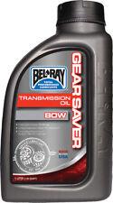 BEL-RAY GEAR SAVER TRANSMISSION OIL 80 W LITER 99250-B1LW