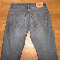 """WOW!!! LEVI`S 507 Herren- JEANS / LEVIS Blue-Jeans in blau in ca. W33"""" /L32"""""""