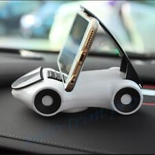 Universal Cell Phone Bracket Holder Cradle Stand 360° Adjustable Car Inner Parts