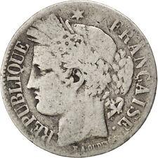 [#59330] IIème République, 1 Franc Cérès 1849 Paris, KM 759.1