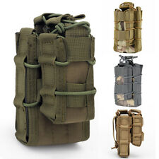 Hunting CQC Molle Pouch Bag Tactical Military Open Top Magazine Pouch