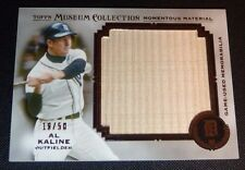 2013 Topps Museum Collection Relic AL KALINE NM/MT MMJR-AK Detroit Tigers 19/50