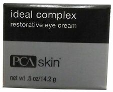 PCA Skin Ideal Complex Restorative Eye Cream 0.5 oz / 14.2g NIB AUTH - EXP 02/18
