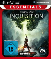 Dragon Age: Inquisition Ps3 (Sony PlayStation 3, 2016) NEUWARE
