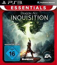 Dragon Age: Inquisición ps3 (Sony PlayStation 3, 2016), nuevo embalaje original