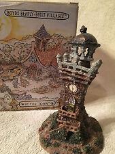 """Boyds Town Village """"Little Ben Clock Tower"""" ©Tbc 2000"""