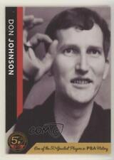 2008 TK Legacy PBA 50th Anniversary Don Johnson #26