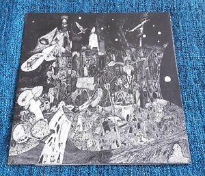 Rudimentary Peni – Death Church - LP Record UK 1983 NM (Punk, Crass)