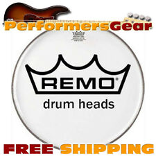 "Remo BE-0118-00 18"" Weatherking Emperor Coated Drum Head"