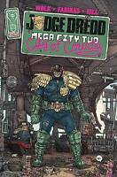 Judge Dredd Mega-City Two City of Courts GN Douglas Wolk 2000 AD New NM