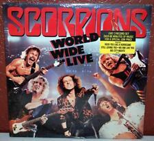 ~NOS FACTORY SEALED~ 1985 SCORPIONS WORLD WIDE LIVE GATEFOLD LP 824344-1M-2 ~R2