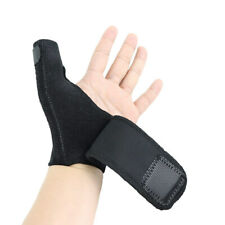 Adjustable Men's Wrist Brace Thumb Guard Sprain Hand Palm Support Pain Relief US
