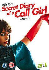 Secret Diary Of A Call Girl - Series 3 (DVD, 2010, 2-Disc Set)