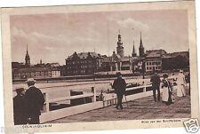 Allemagne - COLN-MULHEIM - Blick von der Schiffbrücke