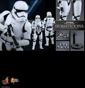 Hot Toys Star Wars Mms317 First Order Stormtrooper