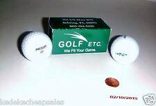 Precept 00 Laddie X Golf Balls ( 2 )