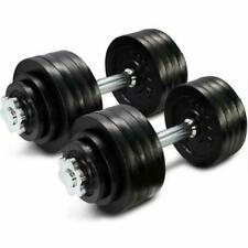 Yes4All DWP2Z Adjustable Dumbbell Weight Set