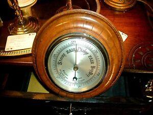 Barometer Negretti & Zambra