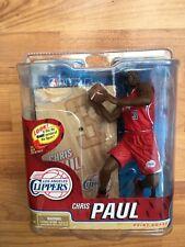 BNIB MCFARLANE BASKETBALL NBA SERIES 21 FIGURE CHRIS PAUL RED LA CLIPPERS