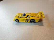 Matchbox Powertrack Speedtrack Renault Alpine 70s. Motor & lights work.