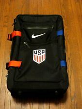 Nike FIFTYONE49 USMNT National Soccer Cabin Roller Travel Luggage Suitcase