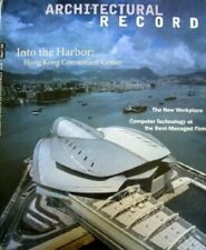 ARCHITECTURAL RECORD Hong Kong SOM Architecture Silicon Graphics Swiss Bank 6/98