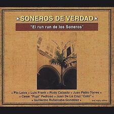 Soneros De Verdad : Run Run De Los Soneros CD