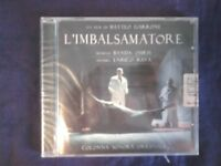 COLONNA SONORA- L'IMBALSAMATORE. BANDA OSIRIS.SEALED CD