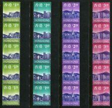 Hong Kong, MNH, 1997, Panoramic Views of Hong Kong. x6989