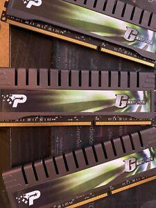 Patriot DDR3 1600MGz 6GB Ram