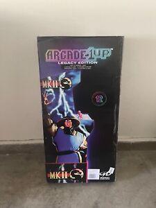 Arcade1up Mortal Kombat Legacy Cabinet 12 Games in 1 (Rampage, Paperboy, etc)
