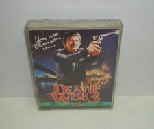 Msx cassette death wish 3